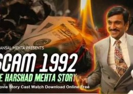 How to download Scam 1992 The Harshad Mehta story web series?