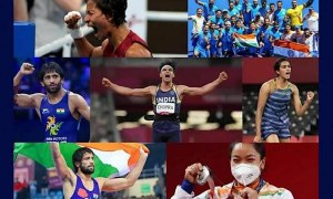 Tokyo Olympics 2020 (2021): Stars of India's best ever Olympic performance & their Medals